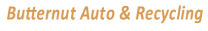 Butternut Auto & Recycling